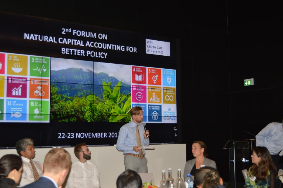 Natural Capital Accounting Forum